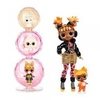 Adjustable Dollhouse Dolls