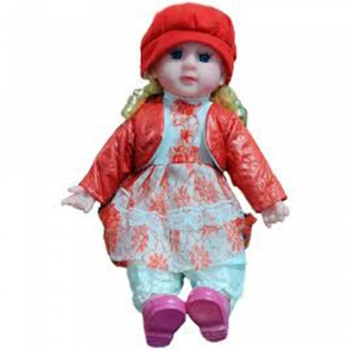 Soft rubber Dollhouse Dolls