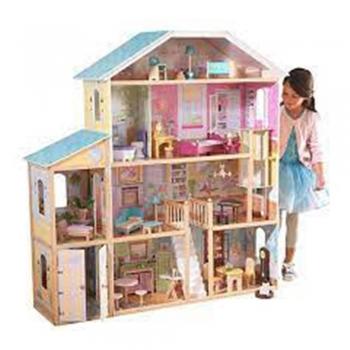 Non Adjustable Dollhouse Dolls