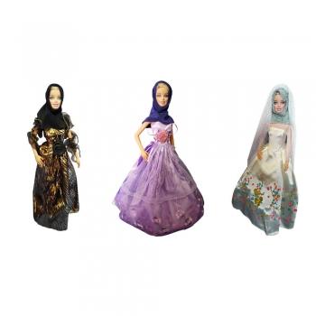 Hijarbie Dolls