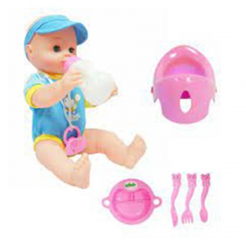 Baby Dribbles Drink and Wet Dolls