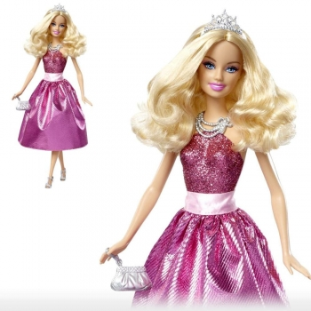 Dark Pink Outfit dolls