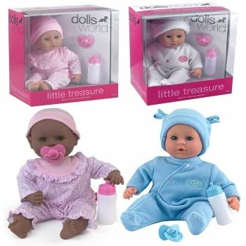 Dolls World Bean Bodied Dolls