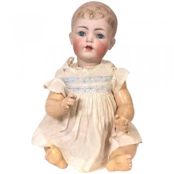 Bisque dolls