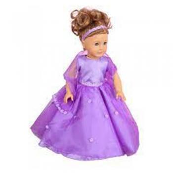 Lilac dolls