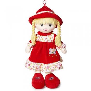 Red Rag Dolls