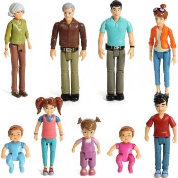 Action Figure Toddler Dolls