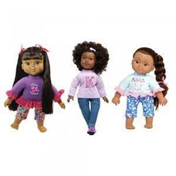 Detective Toddler Dolls