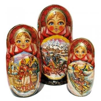 Matryona dolls