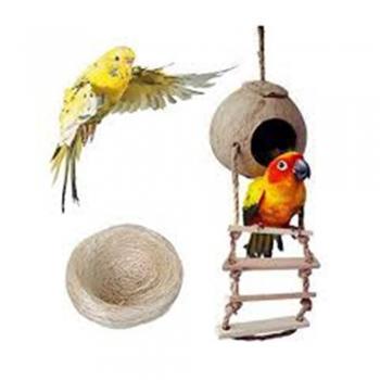 Bird Nest play box houses