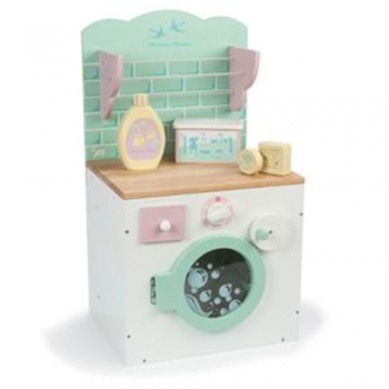 Laundry house play boxes