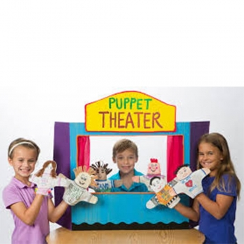 Puppet Theaters play boxes