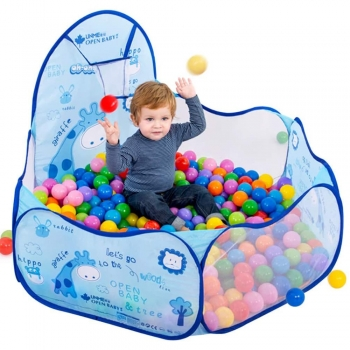 Tent play boxes
