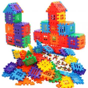 Kids Pretend Play Construction blocks set