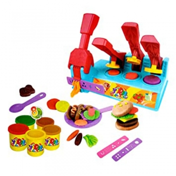 Kids Pretend Play Construction clays
