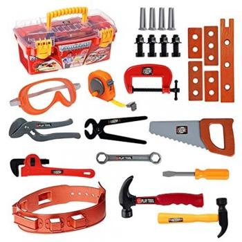 Kids Pretend Play Construction tools