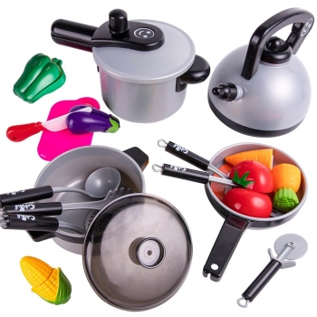 Kids Pretend Play Cooking accessories