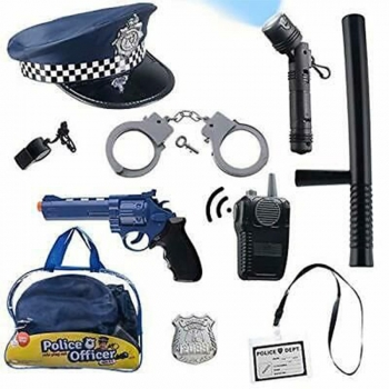 Police Role Play Costume Set