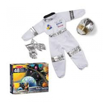 Space Journey Costume Set