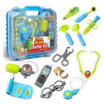 Kids Pretend Play Doctors & Patient Disposable gloves
