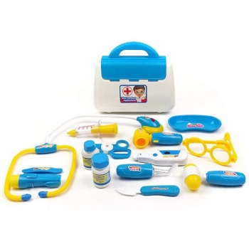 Kids Pretend Play Doctors & Patient Infant thermometers