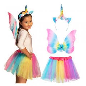 Unicorn fairy wings