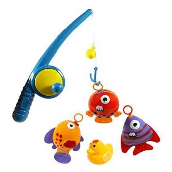 Kid's fishing Pretend Play Reel