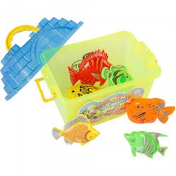 Kid's fishing Pretend Play Tackle Box's