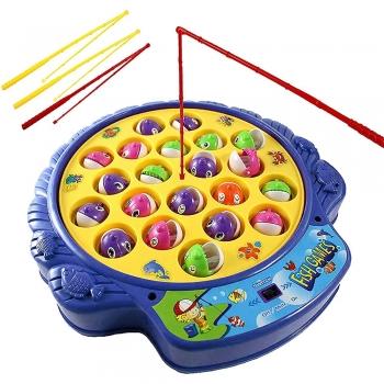 Kids Pretend Play Fishing