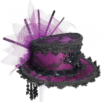 Deluxe Lace Tea Party Hats