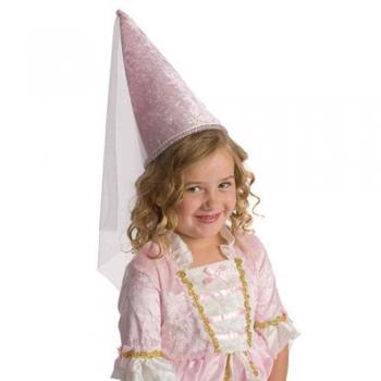 Princess Cone Hats