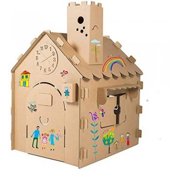 Kids Pretend Play House paints