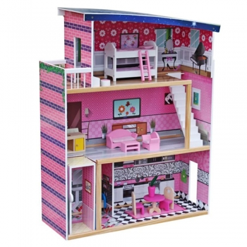 Pretend Play House wood pieces