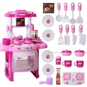 Kids Pretend Play Kitchen crockeries