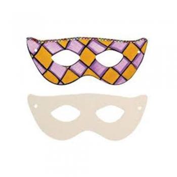 Precut eye masks