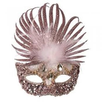 Sequins party masks