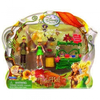 Kids Pretend Play Tinkerbell Secret of the Wings small world