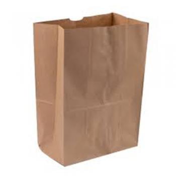 Grocery Bag Paper Crown bags