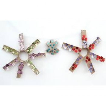 Paper tube giant beads