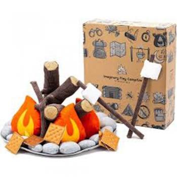 Pretend play campfire