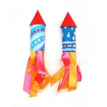 Tp roll rocket