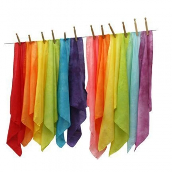 Colorful Scarves Play Toys