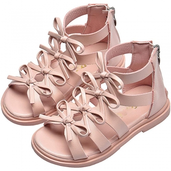 Bow Sandals for Girls