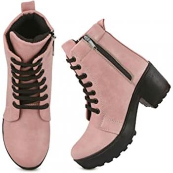 Soft Zipper Long Boots for Girls