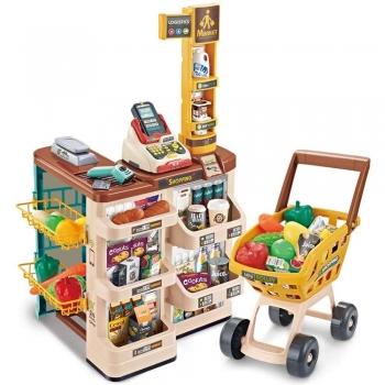 Kids Pretend Play Shops