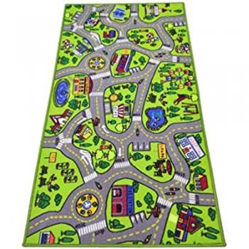 Kids play Car play mat or play roads