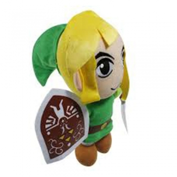 Plush Pillow Sword and Shields