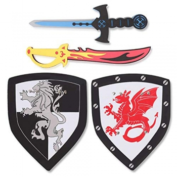 Power TRC Sword and Shield