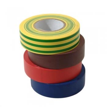Kids play painter's tape