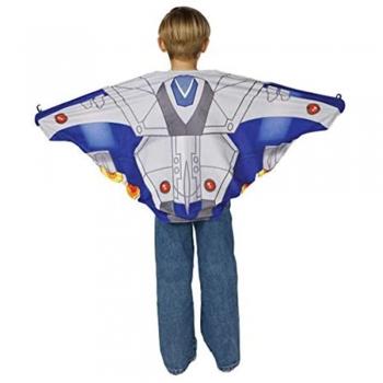 Blue jay kids play wings